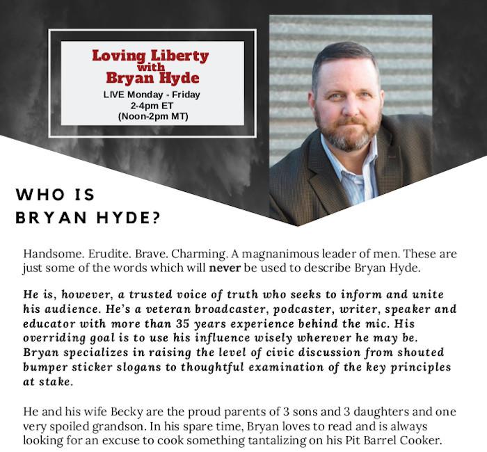 Bryan Hyde