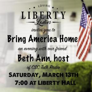 Loving Liberty Network